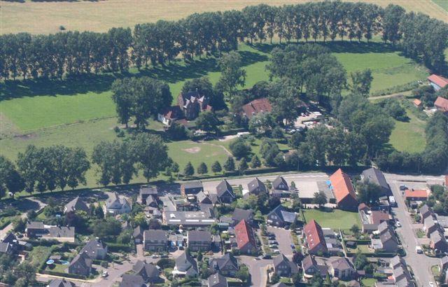 Luchtfoto Kasteel Heijen